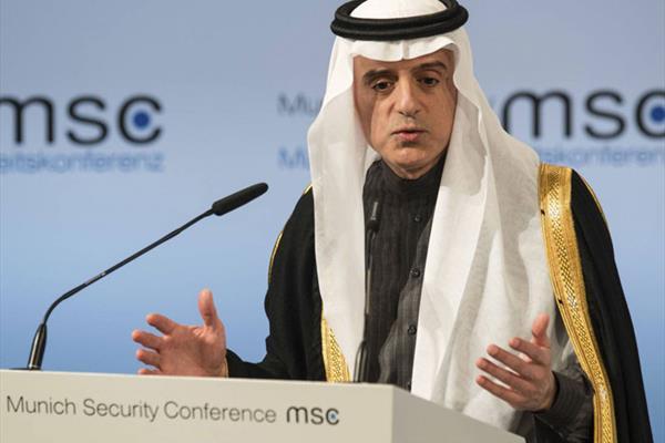 ی  پاسخ بی شرمانه وزیر خارجه عربستان به ظریف