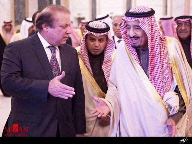 خط قرمز پاکستان برای پیوستن به ائتلاف عربستان