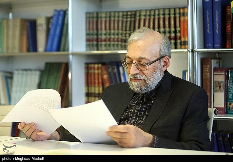 گفتوگو با محمدجواد لاریجانی