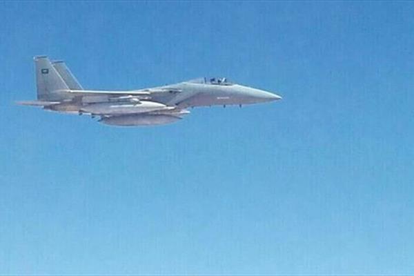 جنگنده پاسخ ایران عربستان را غافلگیر کرد