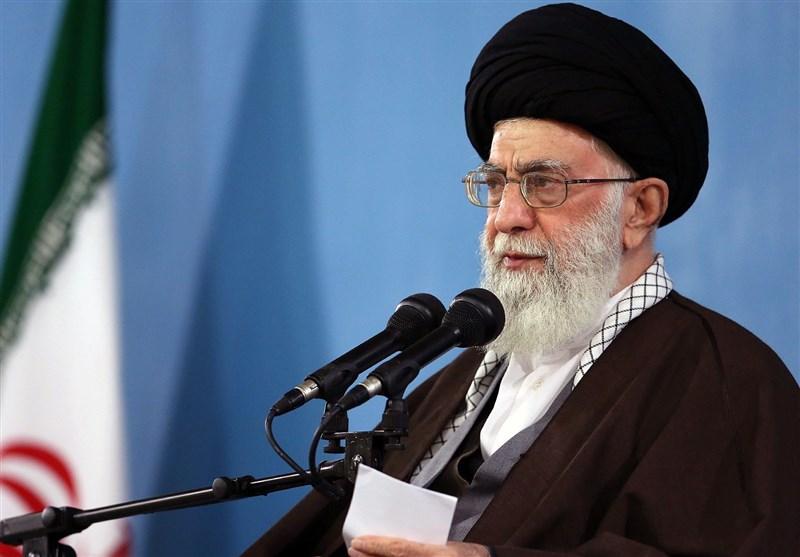 امام خامنهای: دشمن میداند اگر یکی بزند، دهتا میخورد/دروغ است که میگویند اگر همین برجام معیوب نباشد، جنگ میشود