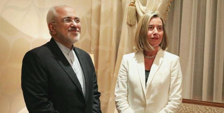 نیویورکتایمز به نقل از ظریف: ایران و اروپا در آستانه توافق نفتی هستند