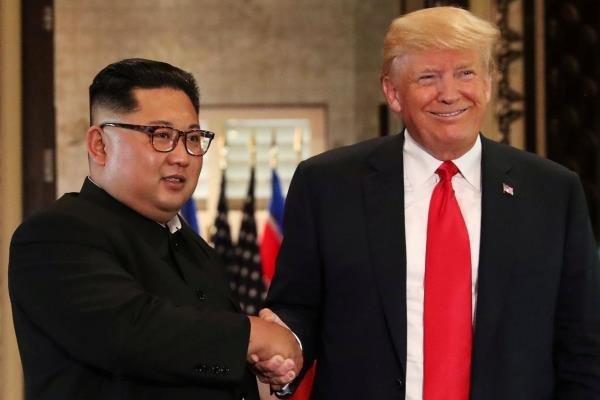 ترامپ: بزودی نامه ای «مثبت» از جانب رهبر کره شمالی دریافت می کنم!