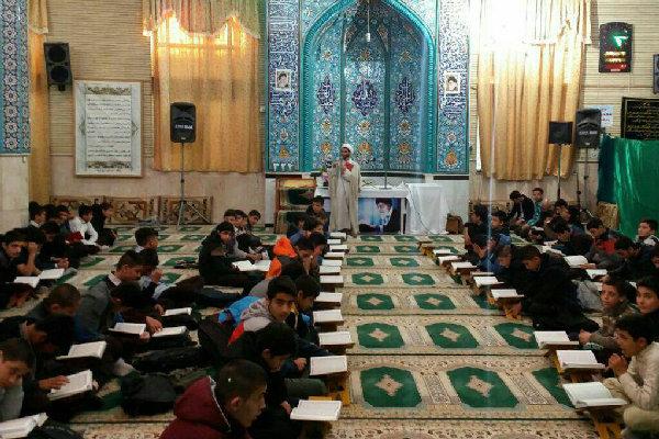 طرح استعدادهای درخشان قرآنی در قزوین اجرا می شود
