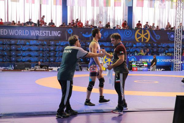روسیه با سه مدال طلا صدرنشین شد/ ایران با یک نقره در رده چهارم
