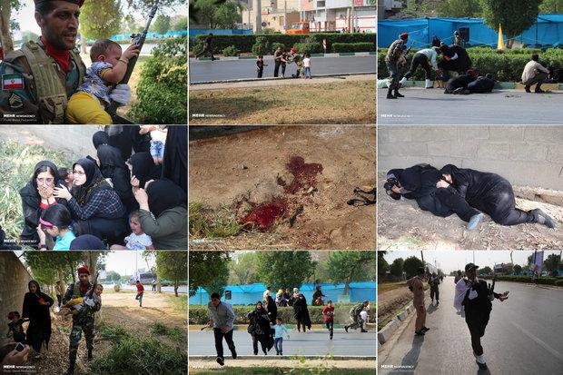 جزئیات حمله تروریستی اهواز/ ۱۲ شهید و ۶۰ زخمی/انهدام تیم تروریستی