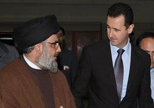 روزنامه لبنانی: اسد و سید حسن نصرالله تصمیمی بیسابقه گرفتهاند