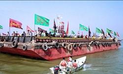 خبرگزاری فارس: آمادگی مرز دریایی خرمشهر برای تردد زائران اربعین ۹۷
