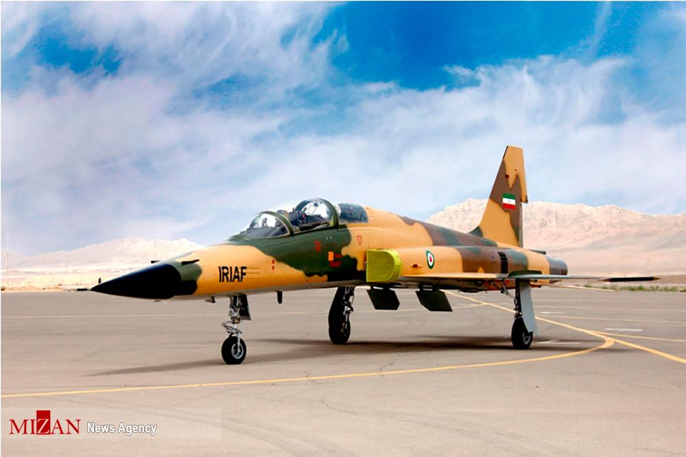 هواپیماهای جنگنده ایران