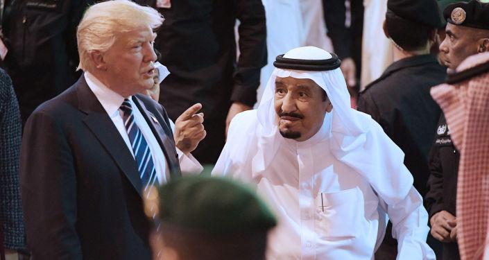 گزینه تحریم عربستان بر روی میز ترامپ