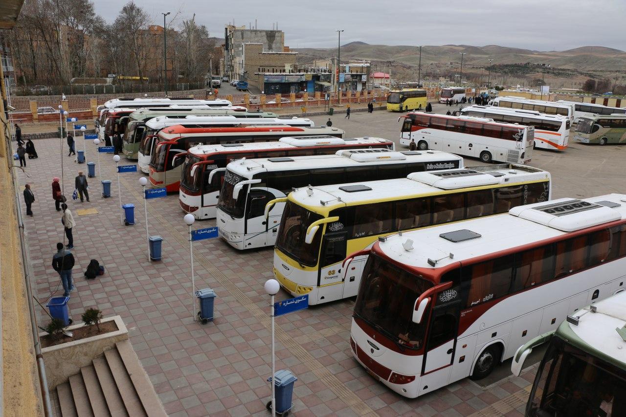 آخرین تمهیدات بخش حمل ونقلی در ایام اربعین/ آمادگی تمامی ناوگان کشور برای جابجایی زائران