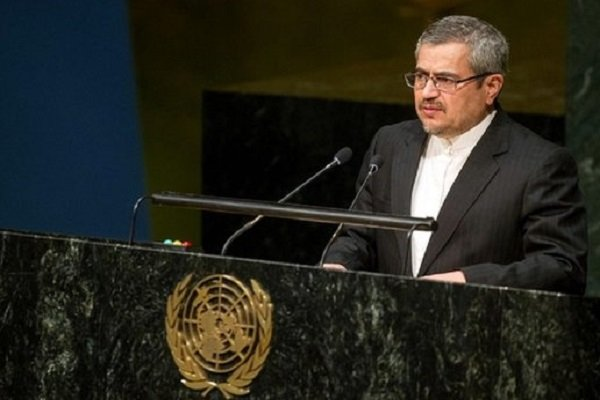 تهران خواستار مقابله جامعه جهانی با سیاست های متکبرانه آمریکا شد
