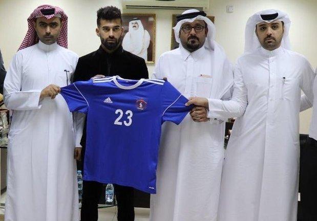 جزئیاتی از قرارداد مدافع تیم ملی ایران با باشگاه الشحانیه قطر