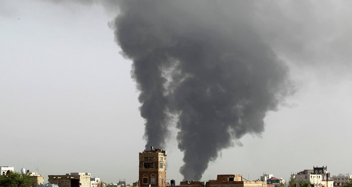 آغاز تحقیقات ائتلاف عربی درباره حمله هوایی به اتوبوس در یمن