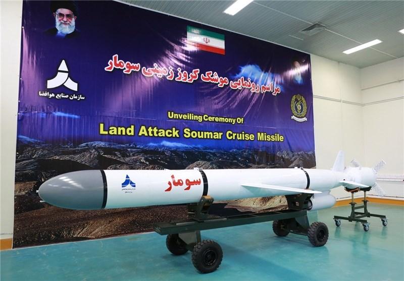 جانشین وزیر دفاع: موشک سومار تحویل سپاه میشود