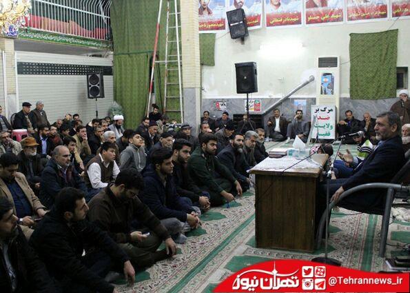 جلاد و مظلوم ، فتنه 88 ، تهران نیوز