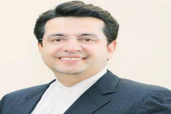 «سید عباس موسوی» سخنگوی وزارت امور خارجه شد