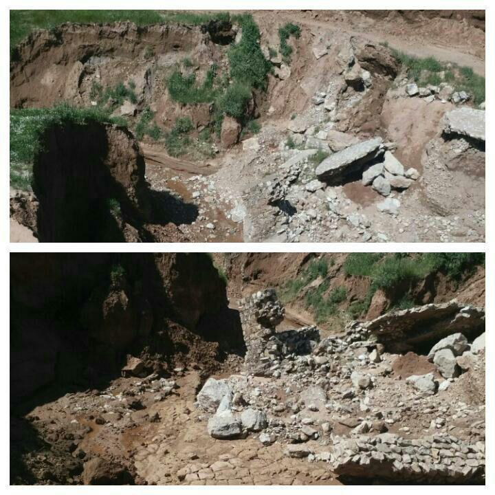 آخرین اخبار از مناطق سیل زده چهارشنبه ۲۸ فروردین ماه