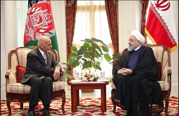 خواستار نقش پر رنگ ایران در مذاکرات صلح افغانستان هستیم