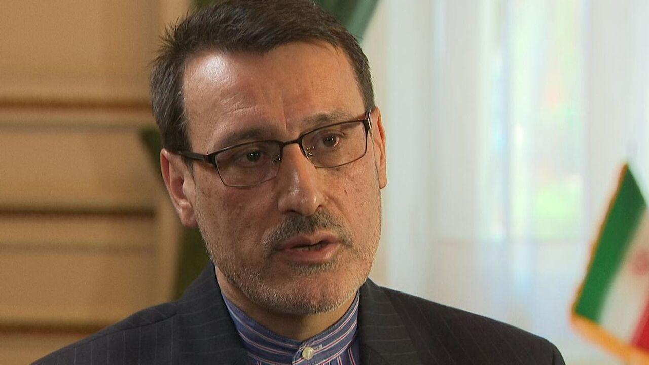 سفیر ایران: دیپلماسی اروپا با تحریم اینستکس توسط آمریکا شکست میخورد