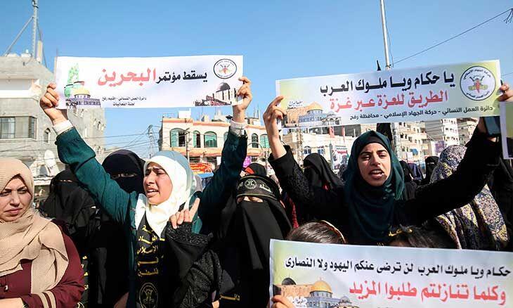 اعتراف آمریکا به شکست کنفرانس بحرین