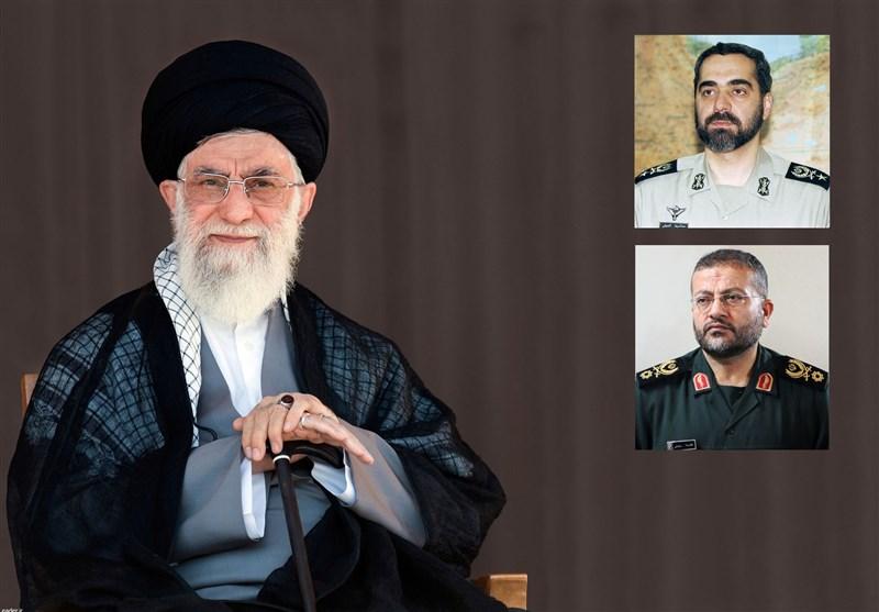 جانشین ستاد کل نیروهای مسلح و رئیس سازمان بسیج منصوب شدند