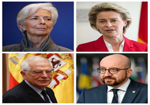 سرنوشت چهار پست کلیدی اتحادیه اروپا مشخص شد