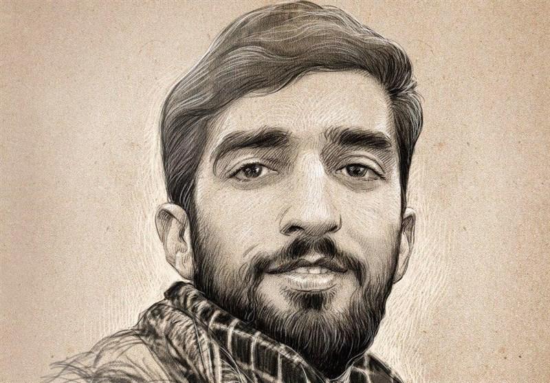 #شهید_حججی/ آسمان فرصت پرواز بلندیست ولی قصه اینست چه اندازه کبوتر باشی +تصاویر