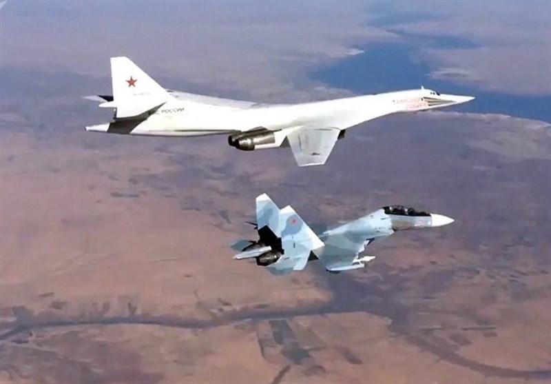 حمله جنگندههای روسی به مواضع تروریستها در حلب