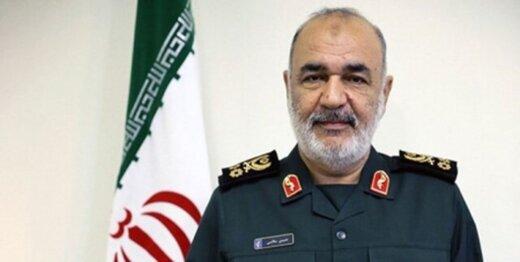 واکنش فرمانده کل سپاه به اجرای متفاوت یک شرکت کننده برنامه عصر جدید احسان علیخانی