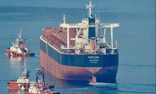 ایران نفتکشی را که توسط آمریکا توقیف شده بود پس گرفت
