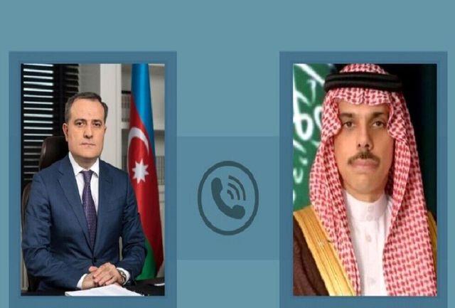 عربستان در مناقشه قرهباغ طرف جمهوری آذربایجان را گرفت