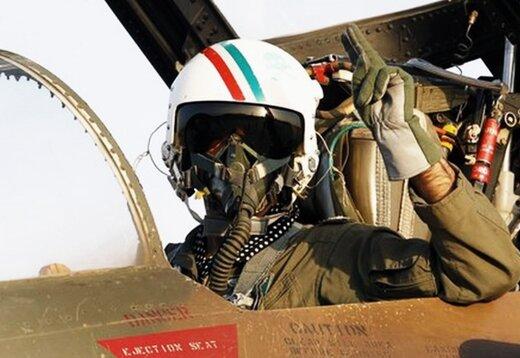 این خلبان ارتش را منافقین خفه کرده و به شهادت رساندند /ستون پنجم صدام در جنگ با ایران چه کسانی بودند؟ +تصاویر