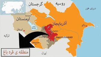 آذربایجان: 41 غیرنظامی کشته و 205 نفر زخمی شدهاند