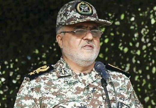 آمادگی ارتش و سپاه برای برخورد قاطع با ورود جنگندههای مزاحم به ایران از مرزهای نزدیک به جنگ قره باغ